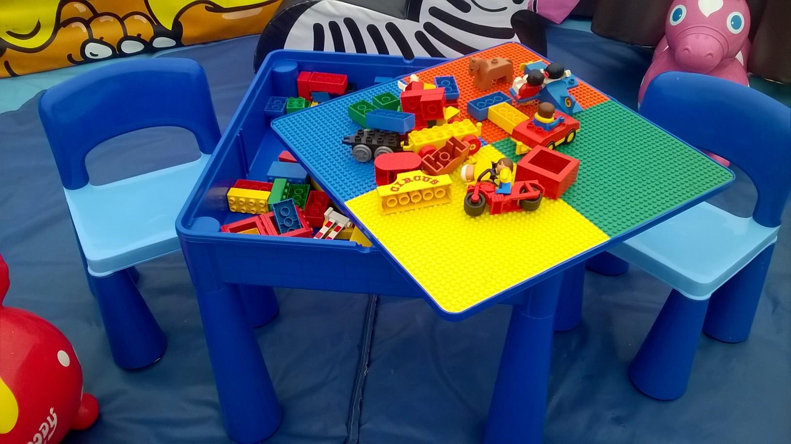 Duplo Play Table U0026 Chairs