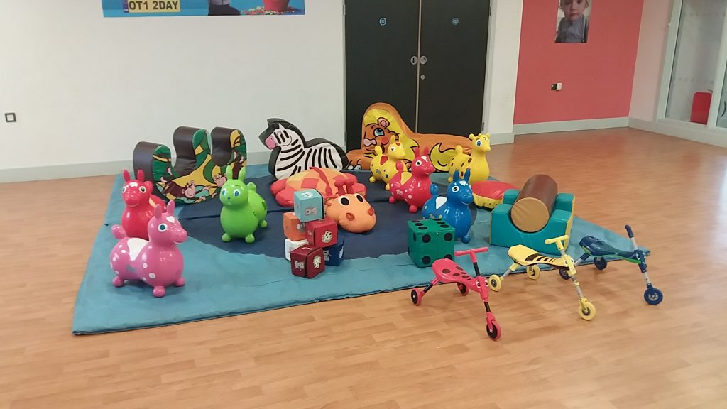 Soft Play Hire Southampton Bursledon Community Centre 1st Birthday Party