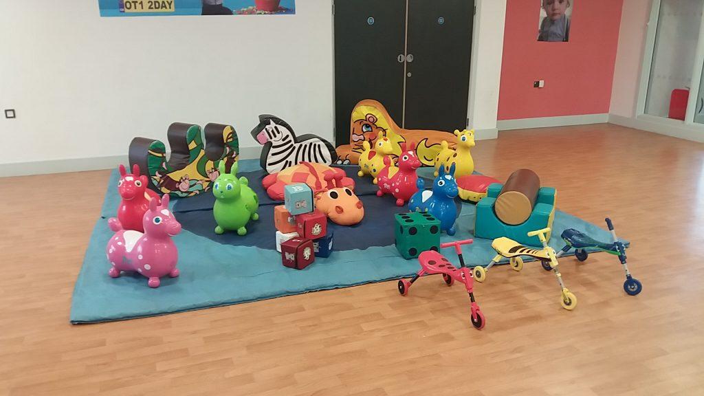 Soft Play Hire Southampton Bursledon Community Centre 1st Birthday Party