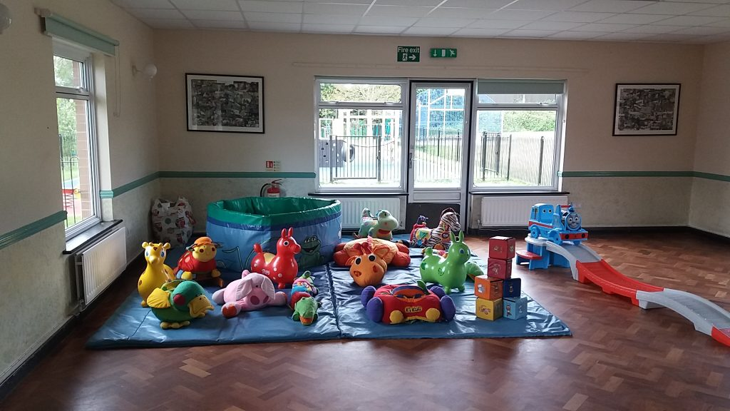 Soft Play for Babies Thomas Tank Roller Coaster Bartley Southampton hire