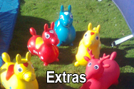 bouncy castle soft play parties hire Southampton equipment kids children birthday games party