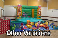 bouncy castle soft play parties hire Southampton equipment kids birthday party games