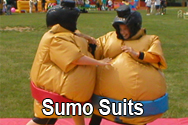 Sumo Wrestling Suits Hire Southampton Santa Christmas Hero Batman Hulk Spiderman Event