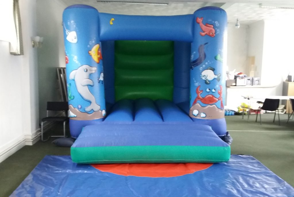 Sealife Bouncy Castle hire in Totton area for birthday parties, etc