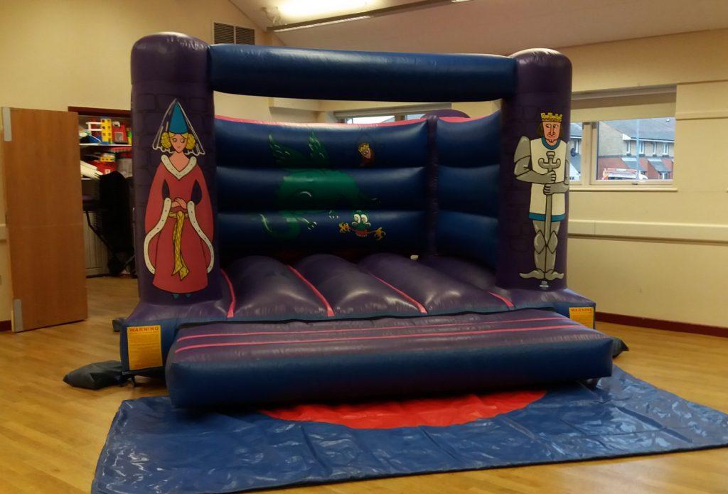 Freemantle Community Centre, Bouncy Castle Hire for Party