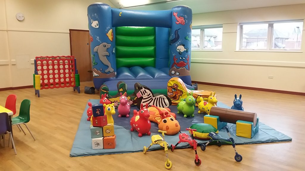 Sealife Bouncy Castle Hire Toddler Birthday Party Freemantle Southampton