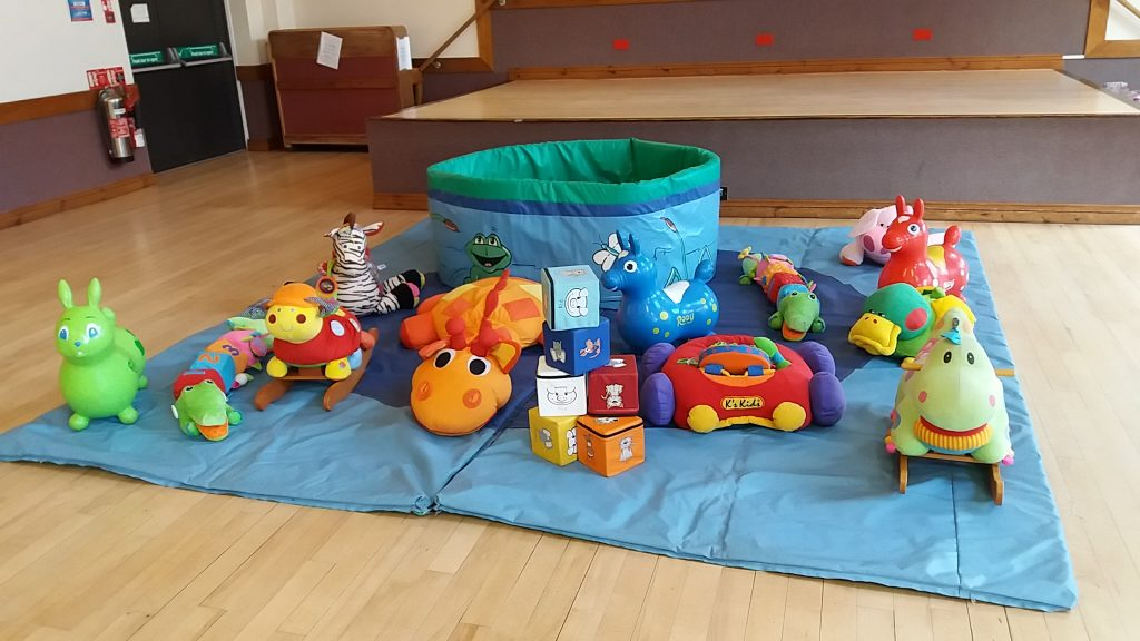 Spftplay hire babies toddlers ball pool baby party Southampton Eastleigh