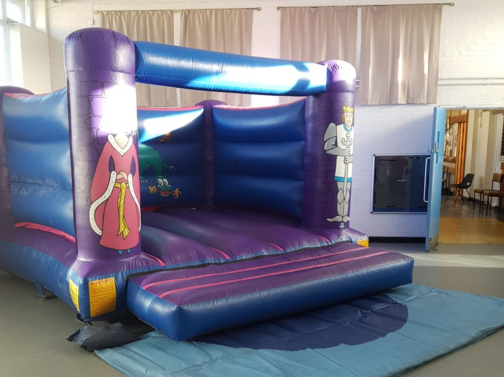 festival hall merryoak itchen southampton bouncy castle hire