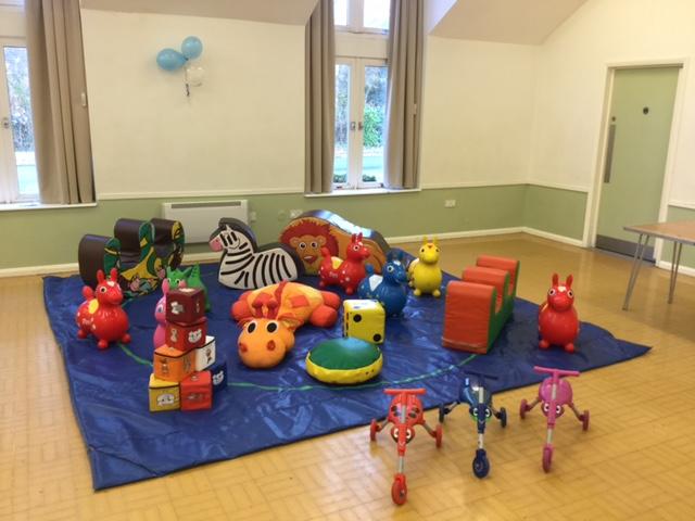 Townhill Farm Soft Play hire Woolston Southampton Scuttlebugs Softplay