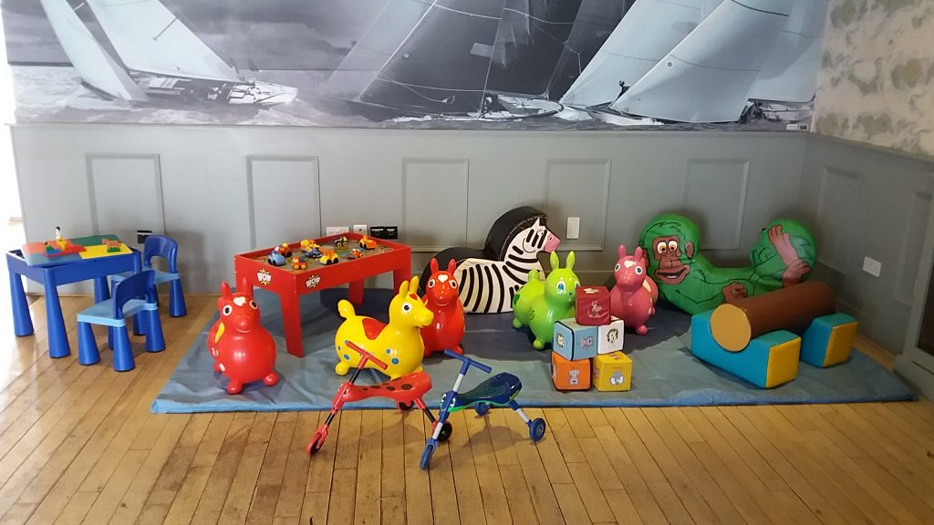 Special selection of Soft Play with Duplo and Actvity Table for Christening - £50 to hire