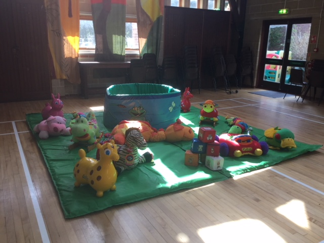 Lovely soft play selection for babies party christening or naming celebration St Denys Southampton