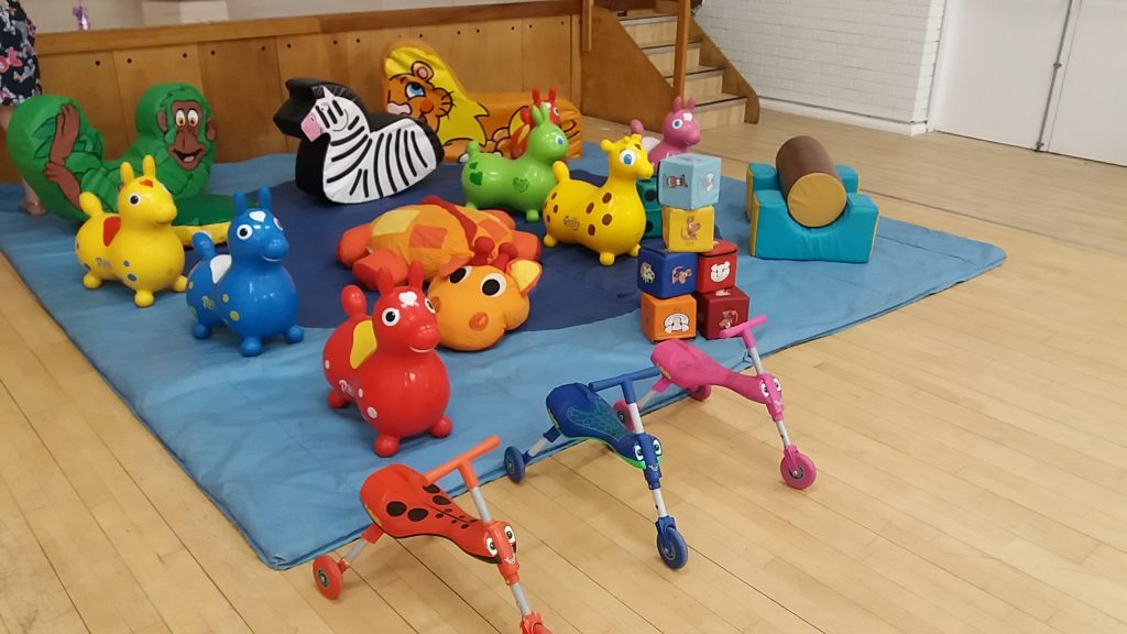 soft play selection for christening baby naming party in West End Southampton