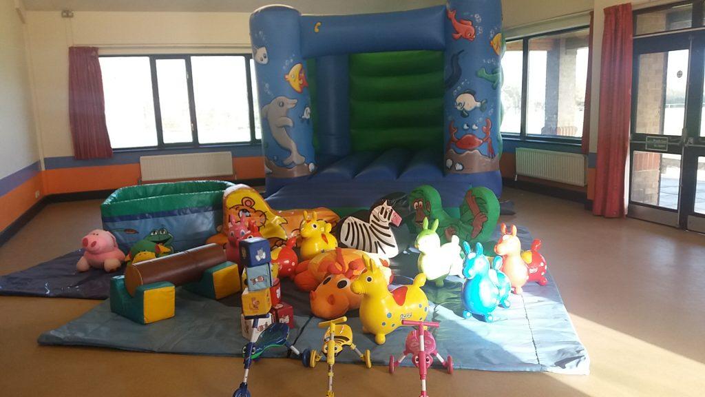 sealife under the sea bouncy castle hire southampton