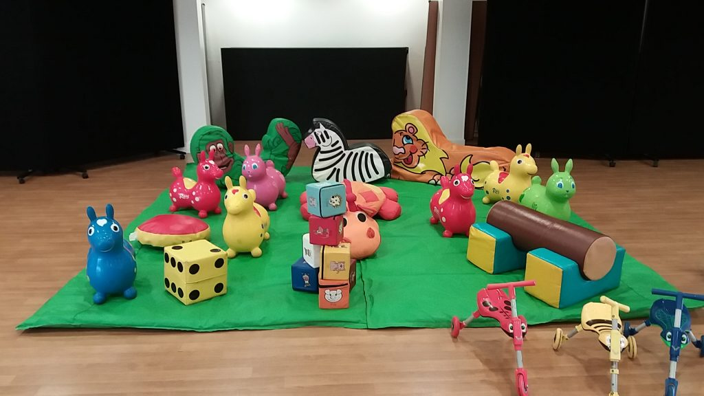 soft play hire for 1st 2nd birthdays or christenings Totton Southampton