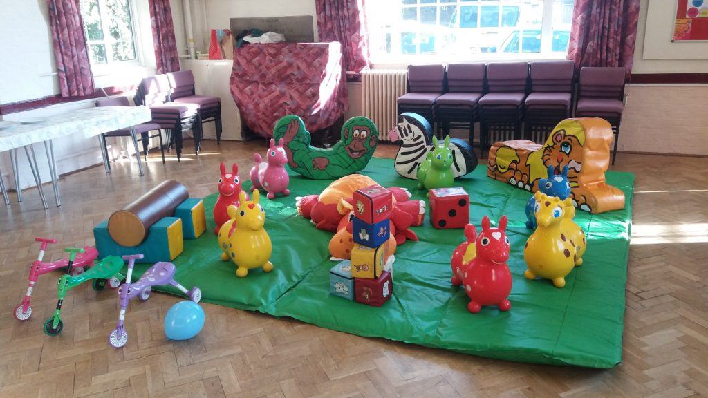 soft play hire for 2nd 3rd 4th brithday parties eastleigh chandlers ford party hire