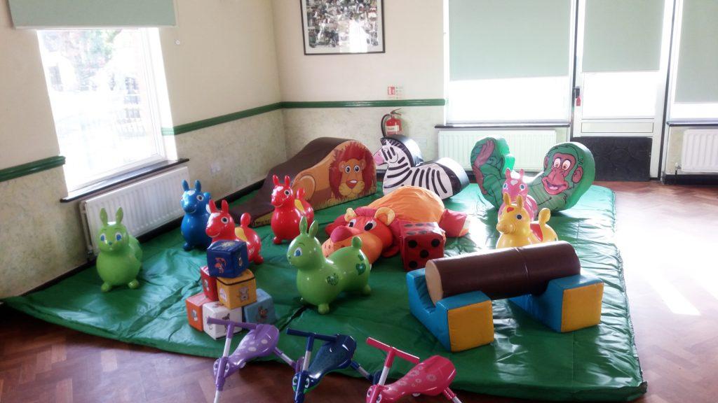 soft play hire southampton hampshire netley marsh christening party family birthday