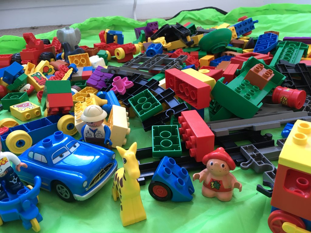 Lego Duplo for Hire in Southampton Hampshire