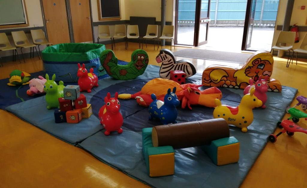 soft play and ballpool for hire 1st birthday Chandlers Ford, Eastleigh