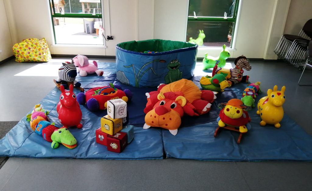 Soft Play for Babies - £70 to hire