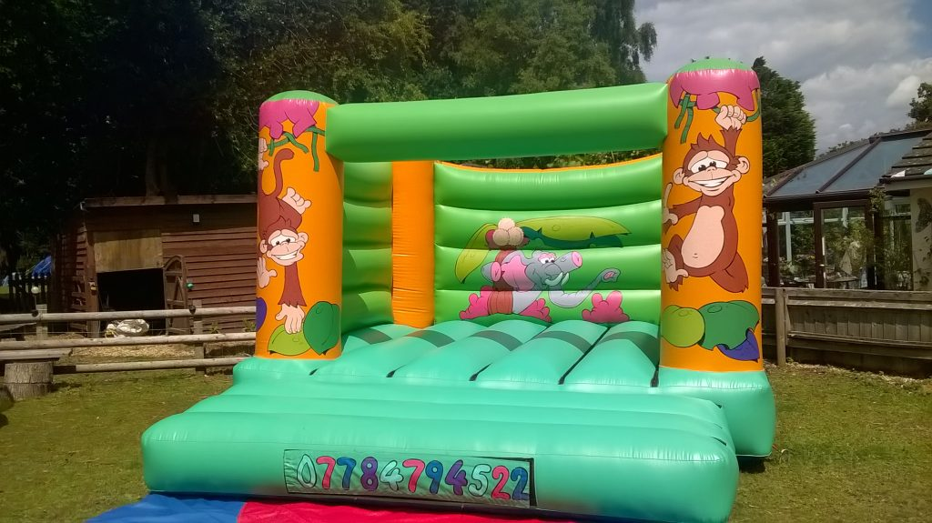 adult bouncy castle hire southampton birthday party family event