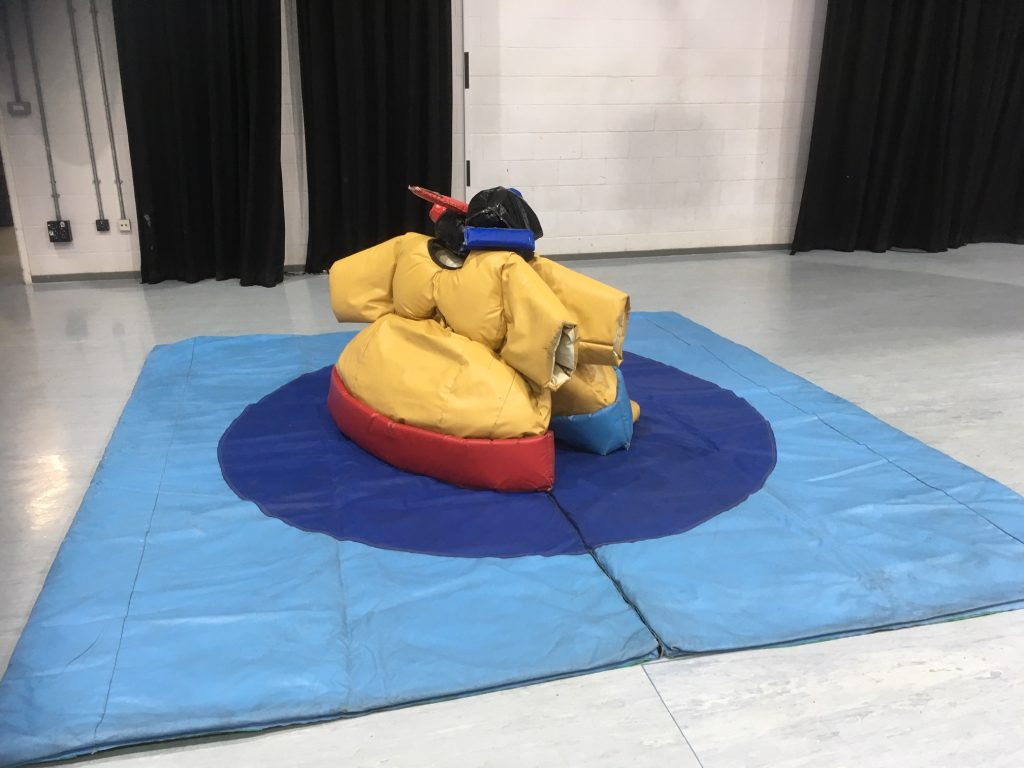 adult or child sumo wrestling suits hire birthday celebration party