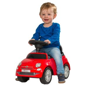 Fiat 500 Ride on Car for Preschool Childrens Party birthday