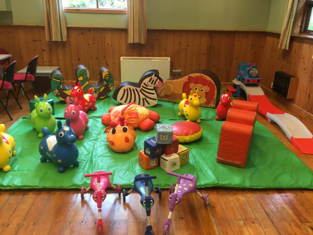 soft play for toddlers christening 1st birthday, Droxford Village Hall