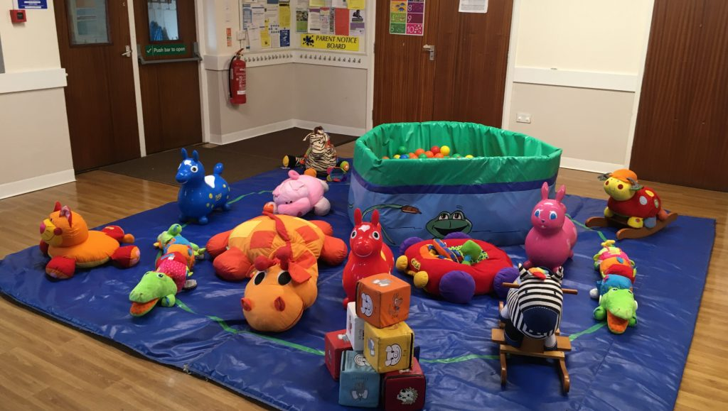 soft play for babies 1st birthday christening hire - Hamble Memorial Hall, Southampton