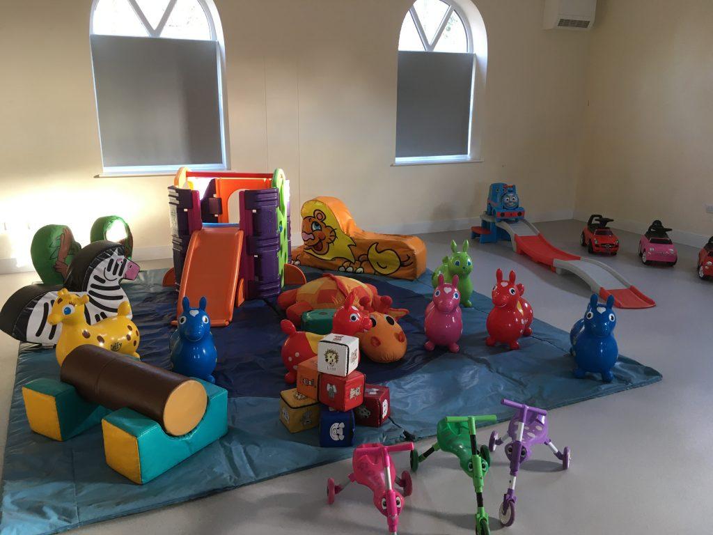 soft play for toddlers babies 1st birthday Fair Oak Easleigh