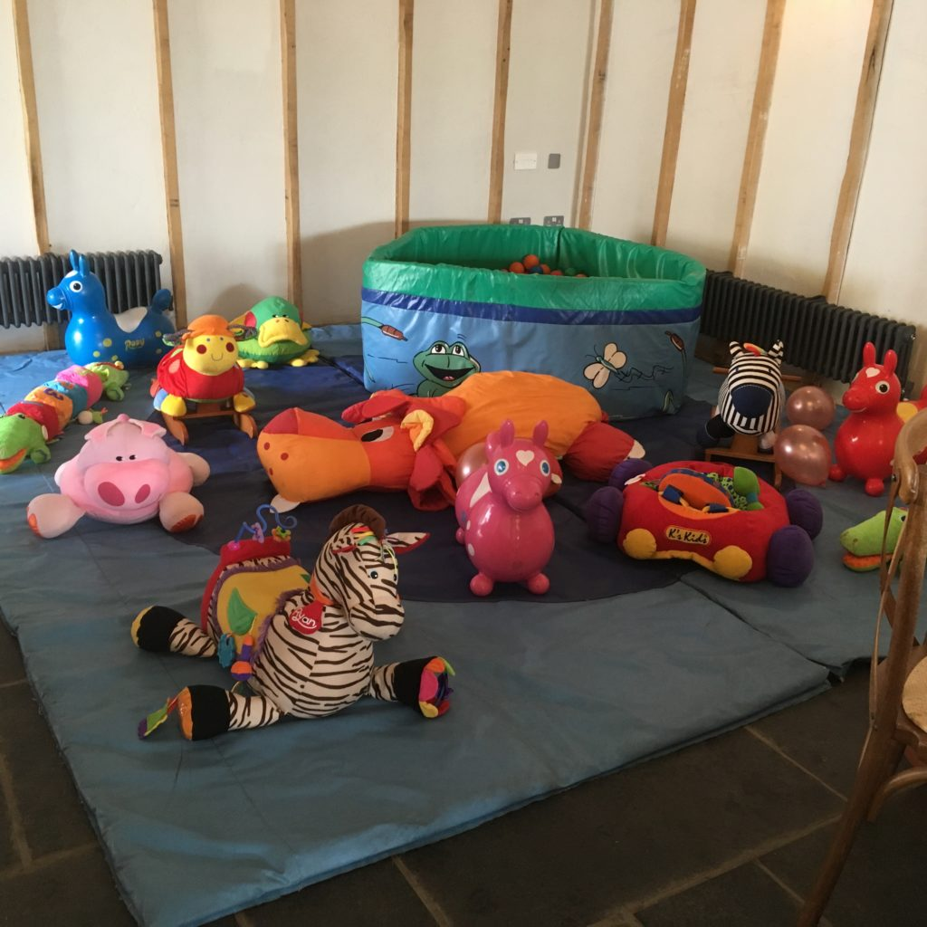 Soft Play for Babies - £70 to hire (plus delivery charge)